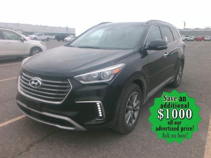 2019 Hyundai Santa Fe XL Luxury* AWD/Htd Lthr/Pano/7 pass #24695