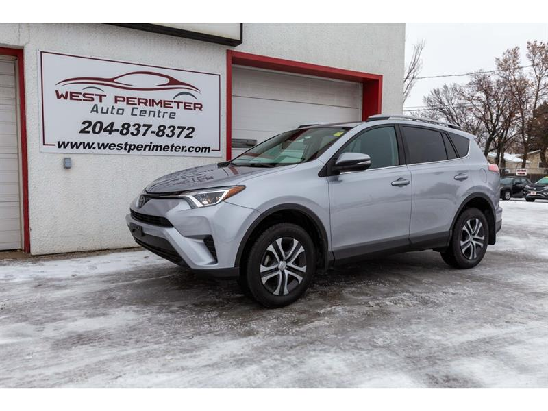 2017 Toyota RAV4 AWD LE *BLUETOOTH * HEATED SEATS * Warranty* #5808
