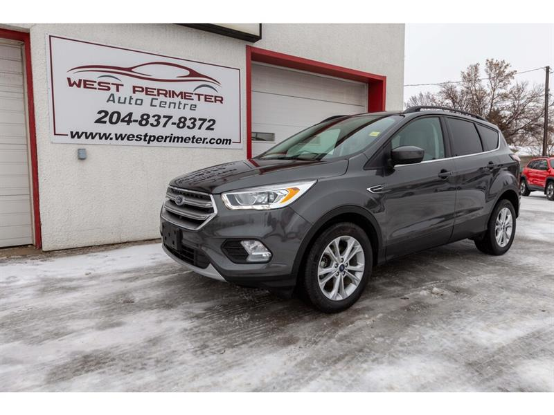 2017 Ford Escape SE *Power Heated Seats*Bluetooth*B/up Camera* #5815