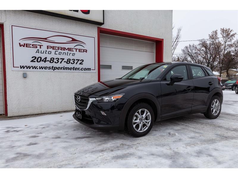 2020 Mazda CX-3 GS Auto AWD*Bluetooth*B/up Camera*Htd Seats* #5820