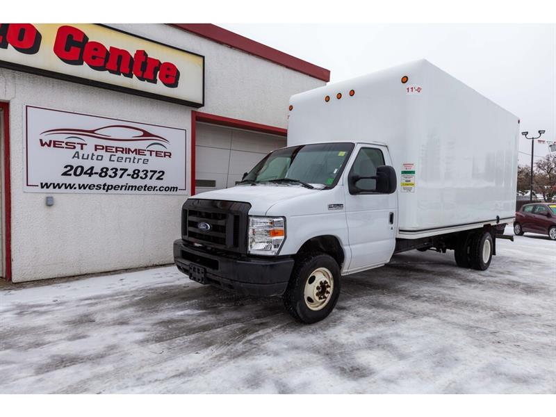 2019 Ford E-450 E450 *16' BOX*RAMP*FINANCE OR LEASE* #5839