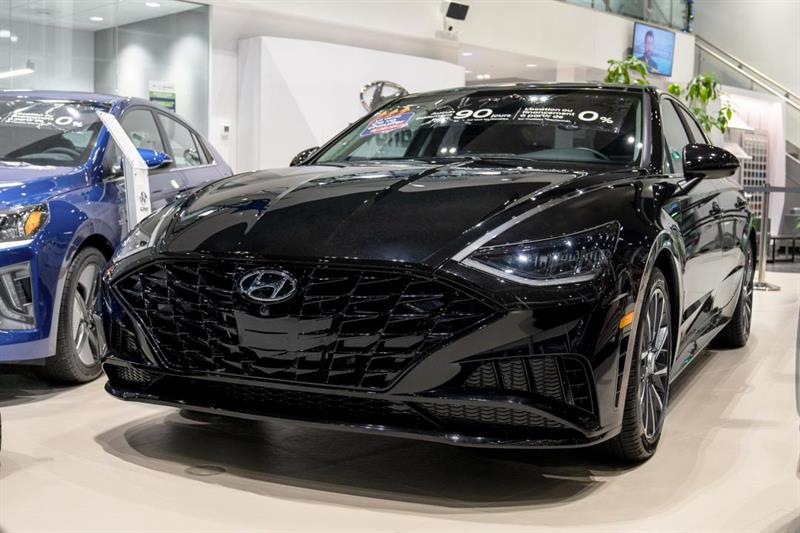 Hyundai Sonata Démo 2020