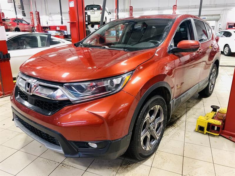 2017 Honda  CR-V Traction intégrale 5 portes EX
