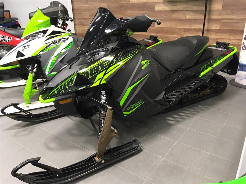 Arctic Cat ZR 9000 2020 THUNDER CAT 137'' QS3