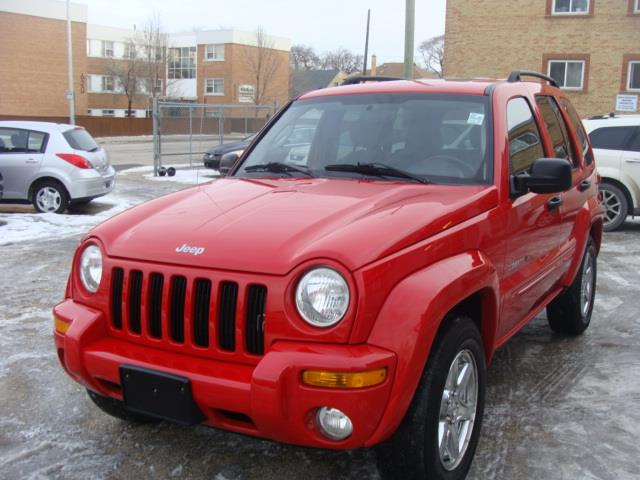 2003 Jeep Liberty LTD