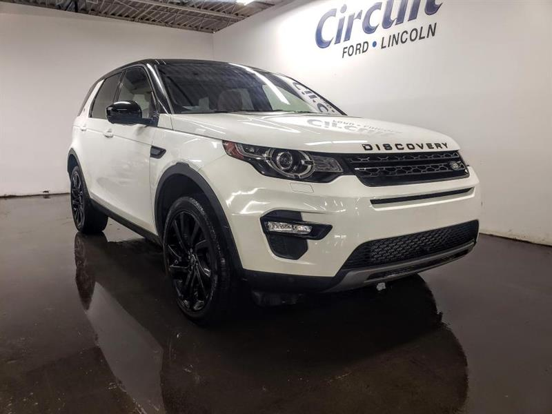 2017 Land Rover  Discovery Sport HSE LUXE AWD
