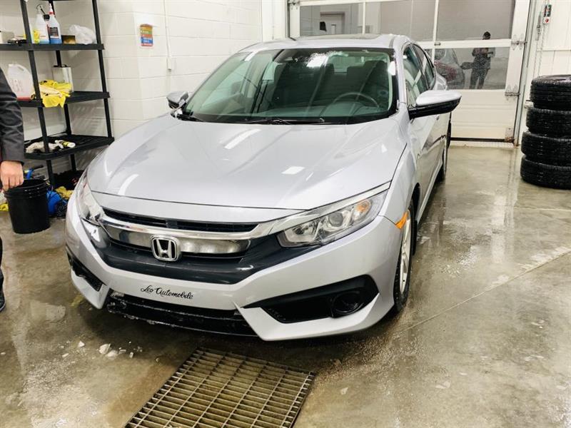 2017 Honda  Civic EX 4 portes CVT