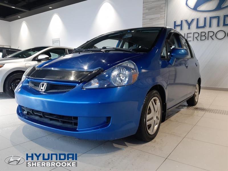 Honda Fit 5