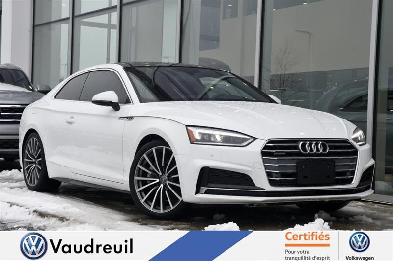 Audi A5 Technik 2.0 * S-LINE * TOIT *  2018