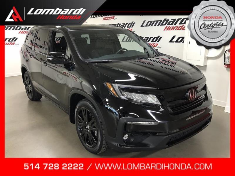 Honda Pilot BLACK EDITION NAVI CUIR TOIT  2019