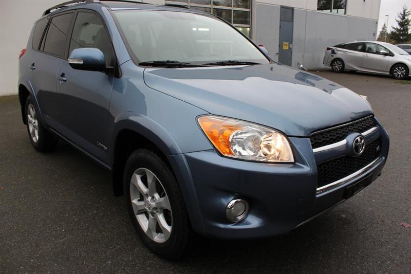 2011 Toyota RAV4 4WD Limited - Power Moonroof. SXM. Bluet #13240A (KEY 41)