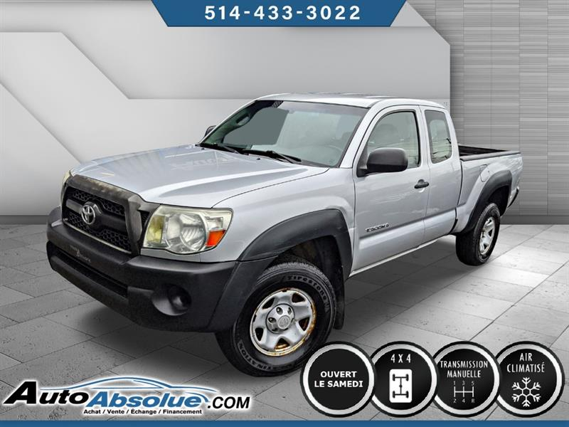 2011 Toyota Camionnette