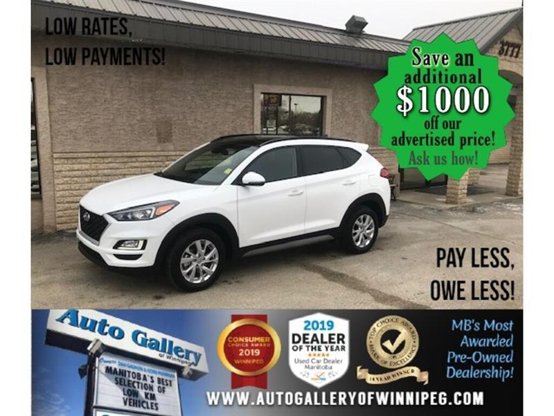2020 Hyundai Tucson Preferred* Awd/Pano/Htd seats #24693