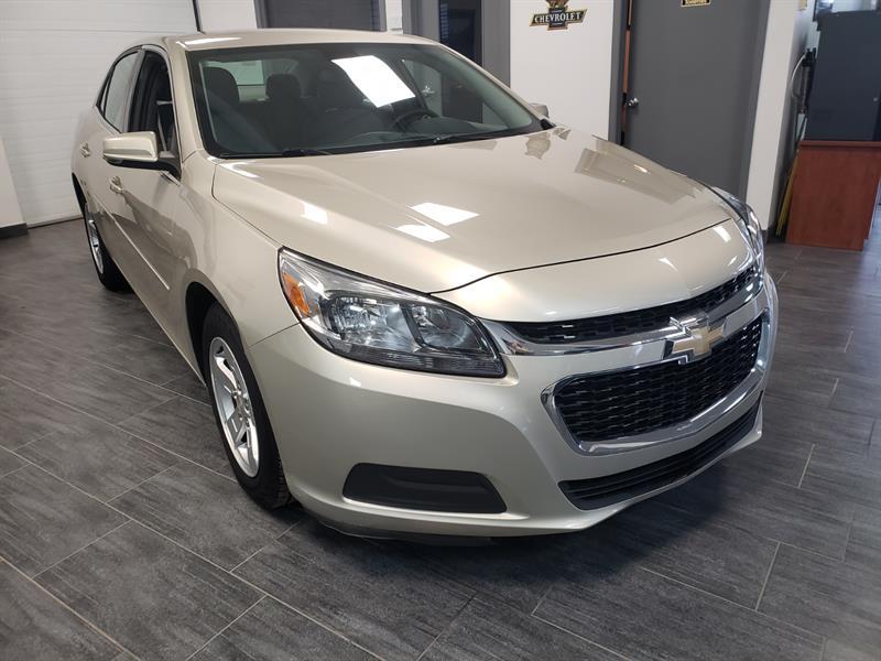 2014 Chevrolet Malibu LS 38783 kms #EF239242