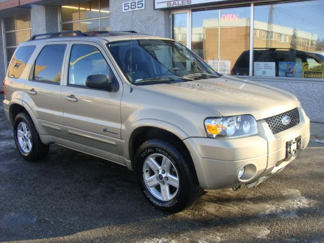 2007 Ford Escape Hybrid SPORT SUV