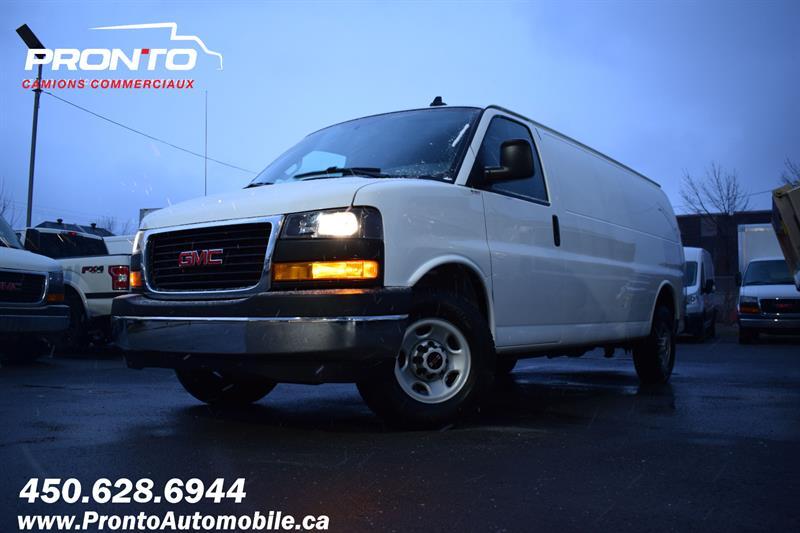 GMC Savana Cargo Van 2020 2500 ** 6.0L ** BAS KM ** #1406