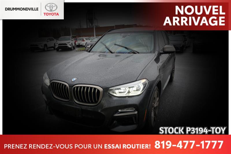 2018 BMW  X3 M40I  ** ÉTAT EXCEPTIONNEL!! *