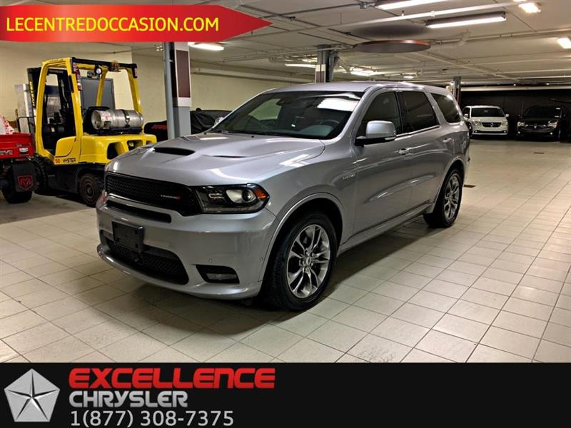 Dodge Durango R/T 4X4 *CUIR/NAV/TECH/HITCH/C 2020