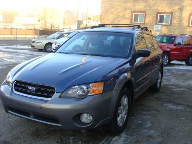 2005 Subaru Outback 2.5 L