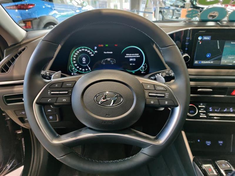 Hyundai Sonata Hybrid 16