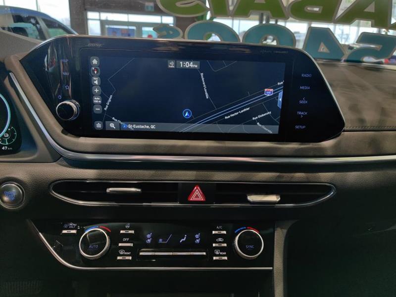 Hyundai Sonata Hybrid 20