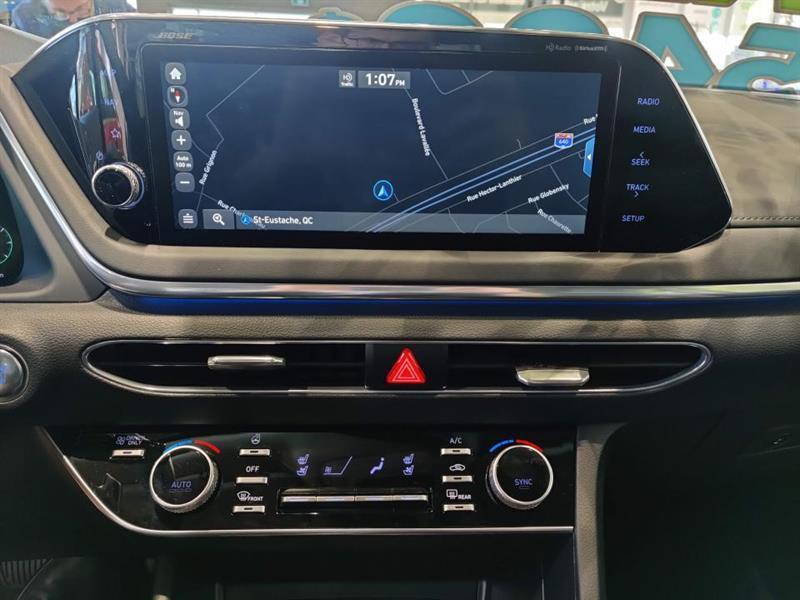Hyundai Sonata Hybrid 21
