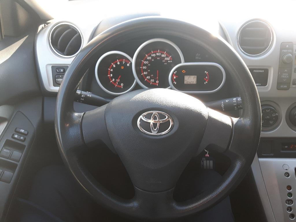 Toyota Matrix 9
