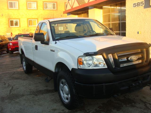 2006 Ford F-150 4WD Regular Cab 120 in X L