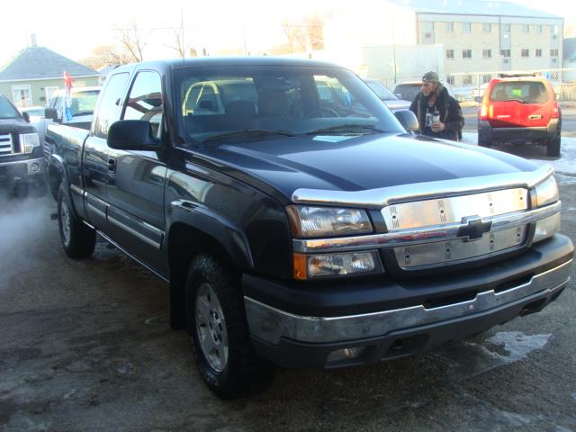 2004 Chevrolet Silverado 1500 LT EXT CAB #1884
