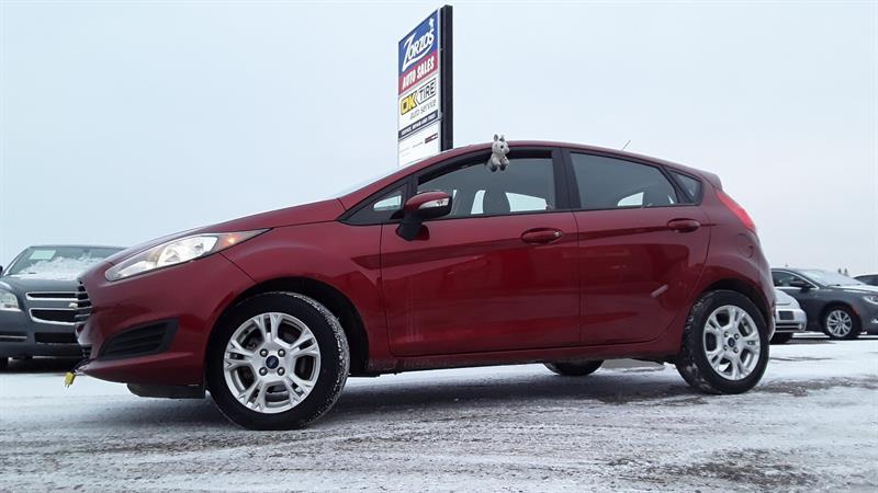2016 Ford FIESTA SE #p770
