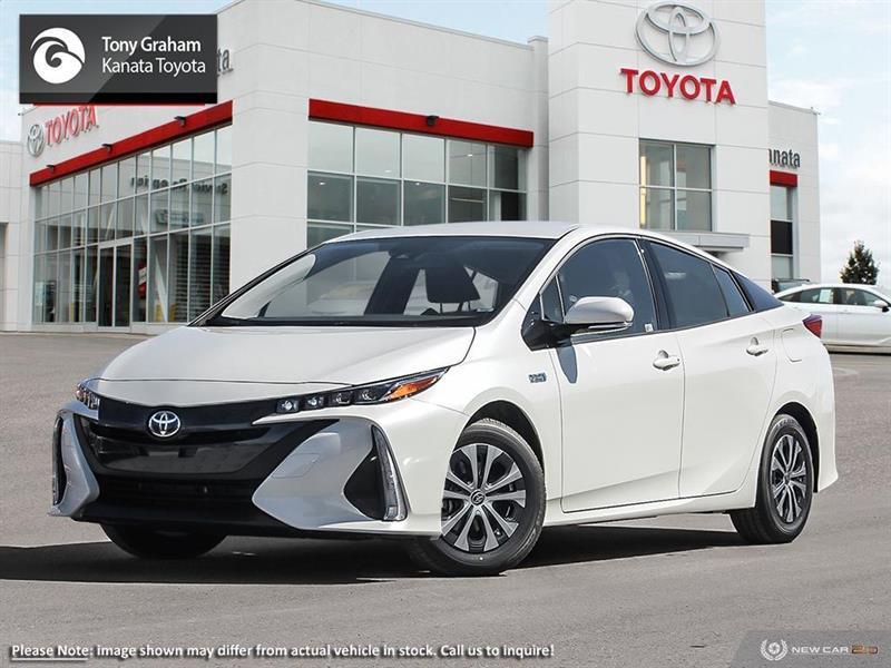 toyota Prius Prime 2021 - 1
