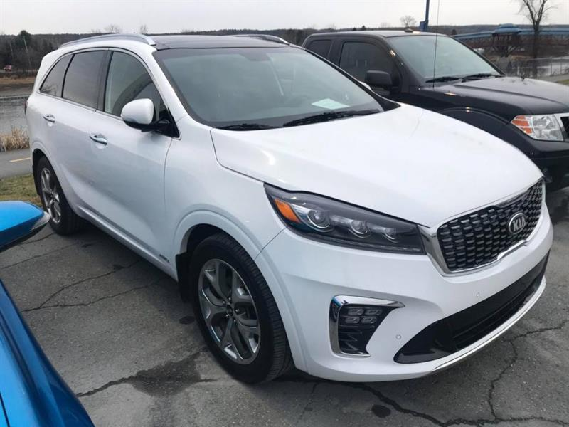 2019 Kia  Sorento Sxl LIMITED AWD V6 7 PASS FULL