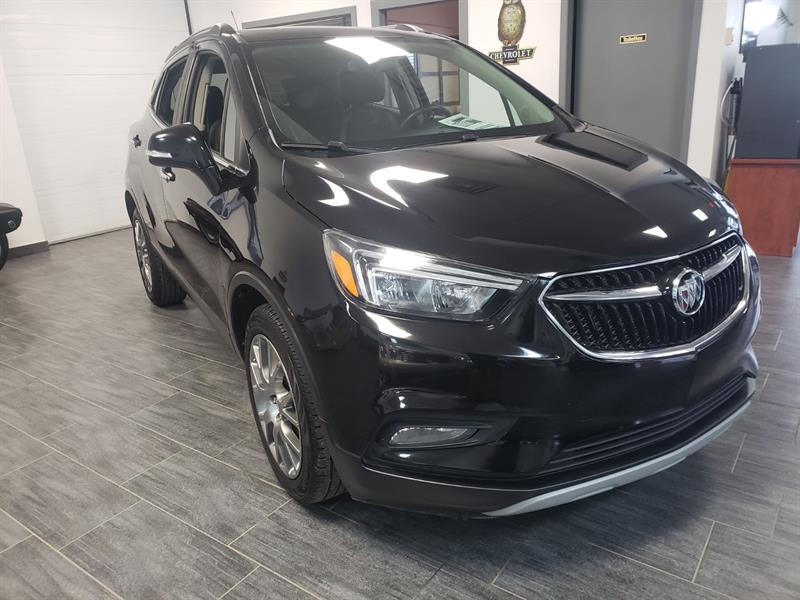 2017 Buick Encore Sport Touring #HB184371
