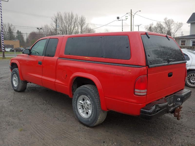 Dodge Dakota 5