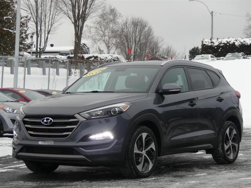 2016 Hyundai  Tucson 1.6L TURBO PREMIUM AWD