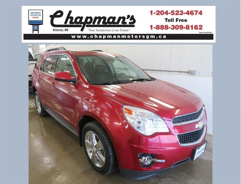 2015 Chevrolet Equinox 2LT #20-155A