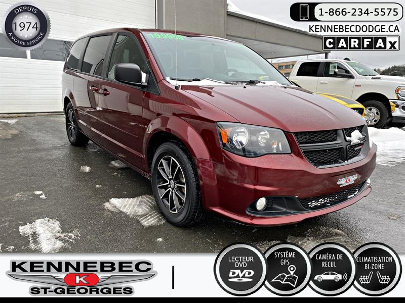 Dodge Grand Caravan 2017 4dr Wgn SXT #40462A