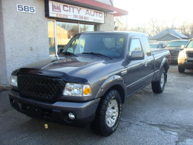 2009 Ford Ranger EXT CAB 4X4