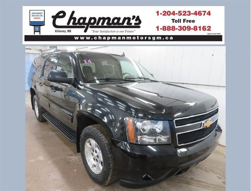 2014 Chevrolet Suburban 1500 LT #L-053B