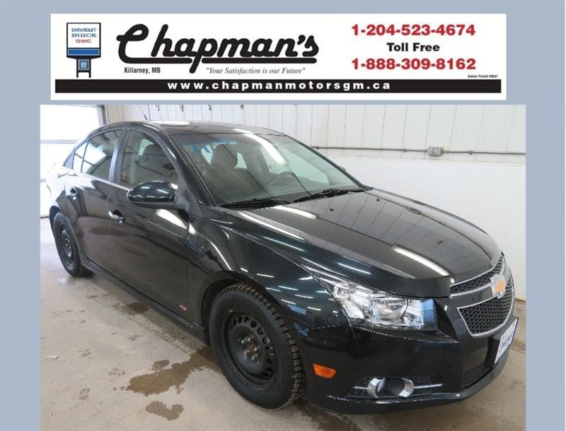 2011 Chevrolet Cruze LTZ Turbo #20-103A