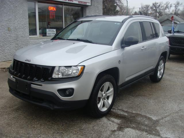 2011 Jeep Compass 4X4 NORTHERN EDITION