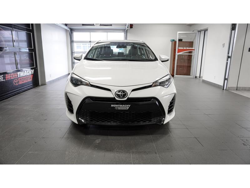 toyota Corolla 2018 - 2