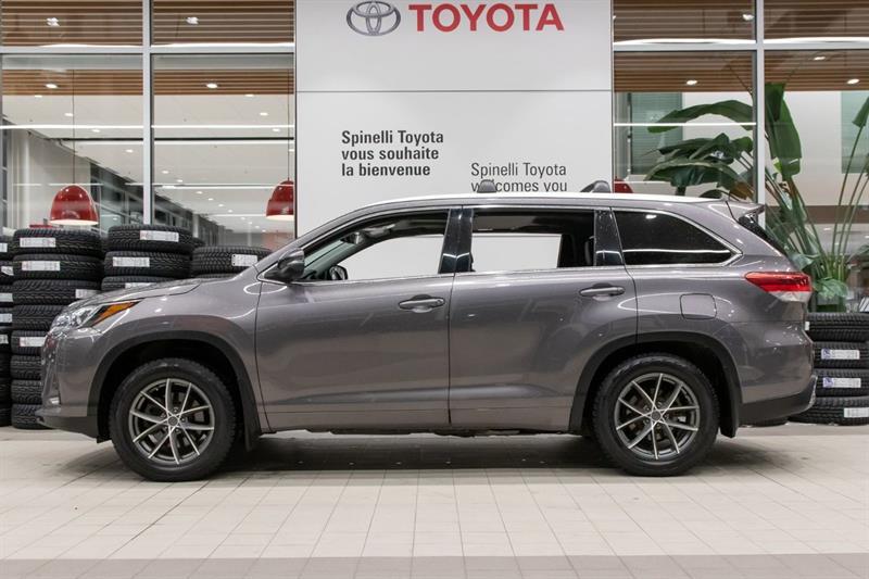 Toyota Highlander 3