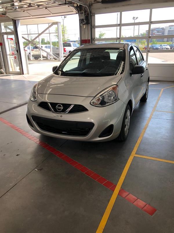 Nissan Micra 1
