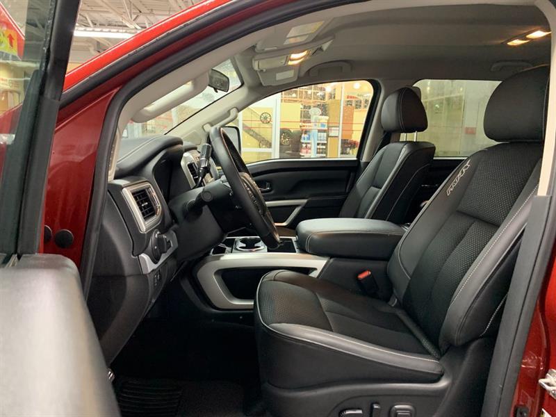 Nissan Titan 16
