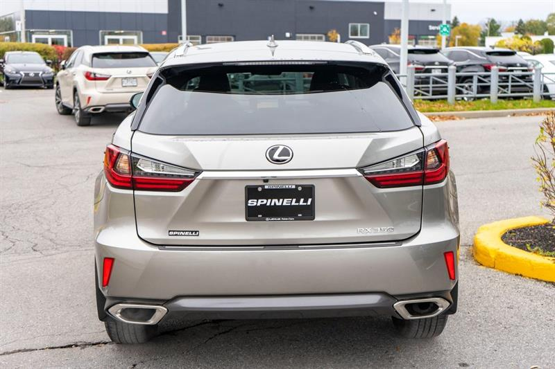 Lexus RX 350 8