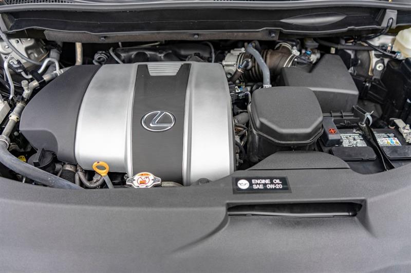 Lexus RX 350 39