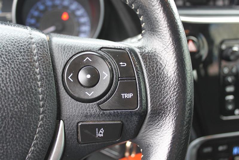 toyota Corolla iM 2017 - 18