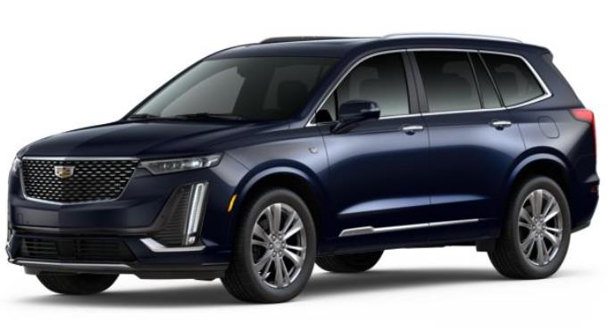 2021 Cadillac XT