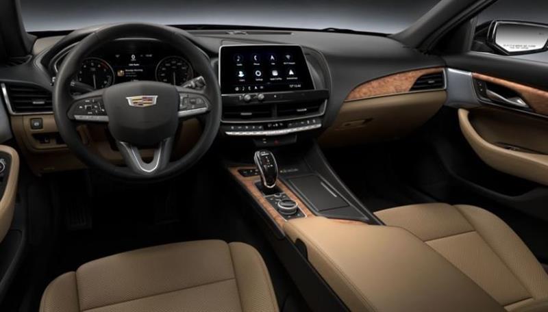 Cadillac CT5 2